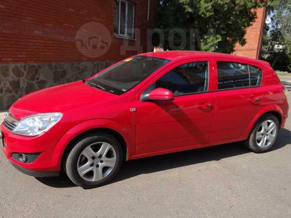 Opel Astra, 2010 год, 500 000 руб.