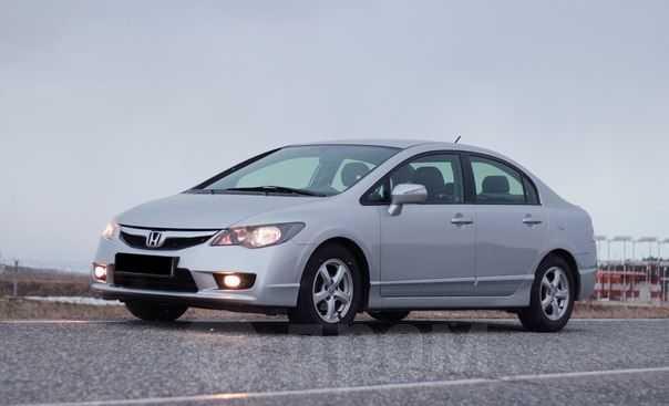 Honda Civic, 2009 год, 565 000 руб.