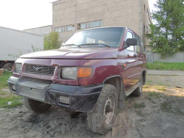 УАЗ Патриот, 2001 год, 90 000 руб.