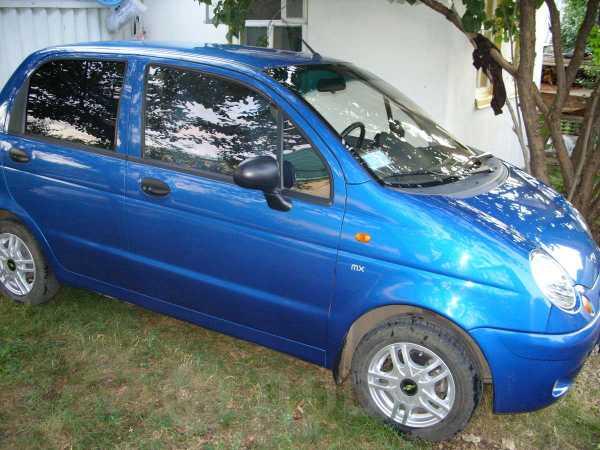 Daewoo Matiz, 2010 год, 185 000 руб.