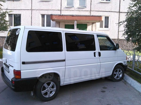 Volkswagen Transporter, 2002 год, 200 000 руб.