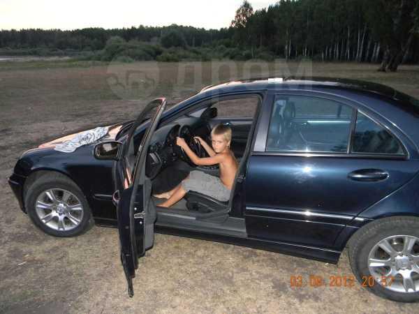 Mercedes-Benz C-Class, 2001 год, 480 000 руб.