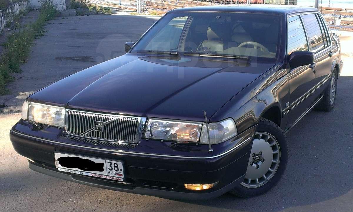 Volvo s90 1997 310 000