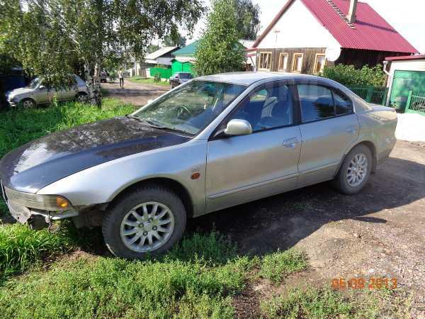 Mitsubishi Galant, 1998 год, 135 000 руб.