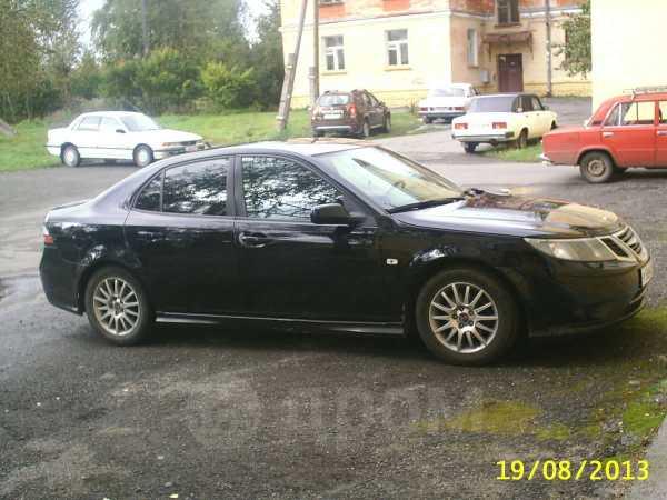 Saab 9-3, 2007 год, 480 000 руб.