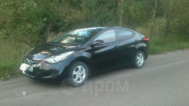 Hyundai Avante, 2011 год, 695 000 руб.