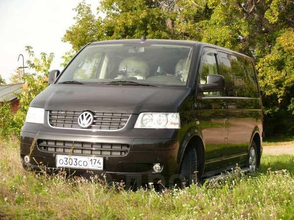 Volkswagen Multivan, 2009 год, 1 380 000 руб.