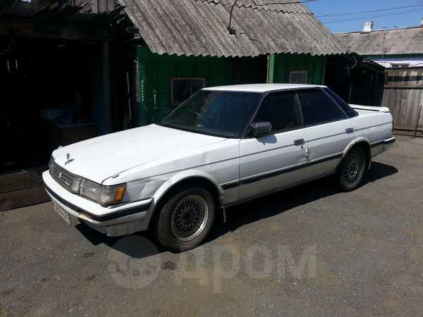 Toyota Mark II, 1988 год, 55 000 руб.