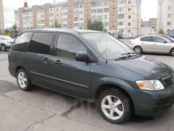 Mazda MPV, 2000 год, 350 000 руб.