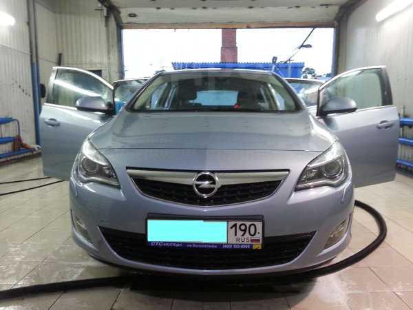 Opel Astra, 2011 год, 640 000 руб.