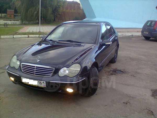 Mercedes-Benz C-Class, 2001 год, 410 000 руб.