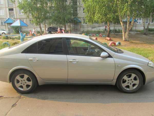 Nissan Primera, 2003 год, 357 000 руб.