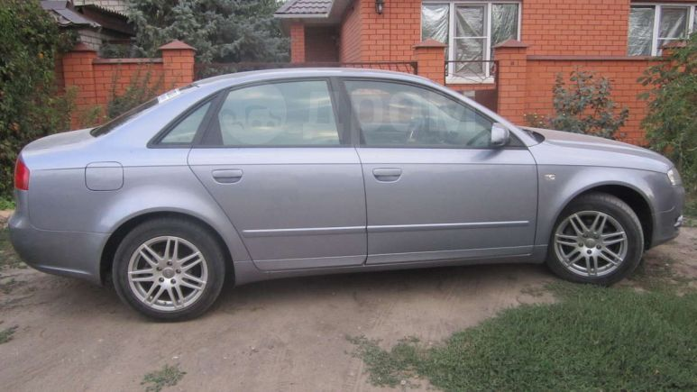 Audi A4, 2004 год, 580 000 руб.