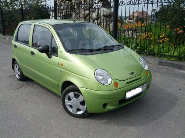 Daewoo Matiz, 2008 год, 211 000 руб.