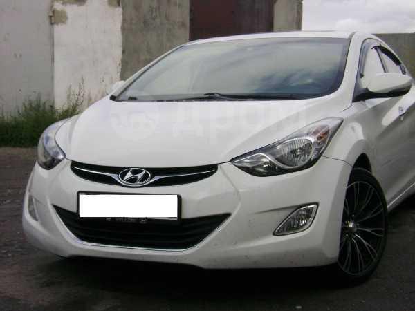 Hyundai Avante, 2010 год, 670 000 руб.