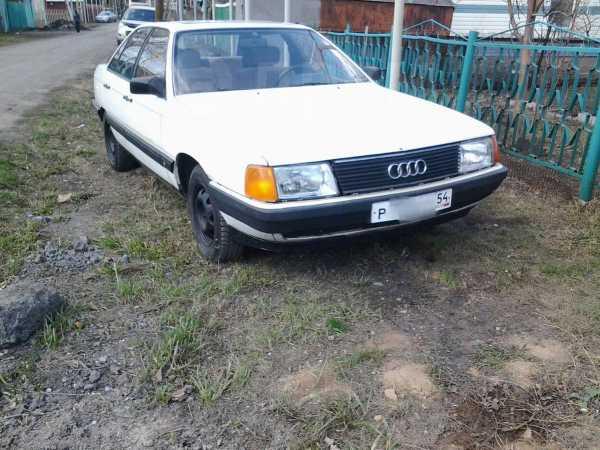 Audi 100, 1982 год, 42 000 руб.
