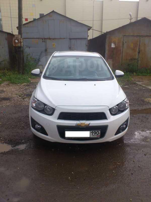 Chevrolet Aveo, 2012 год, 470 000 руб.