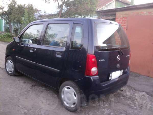 Opel Agila, 2002 год, 181 000 руб.