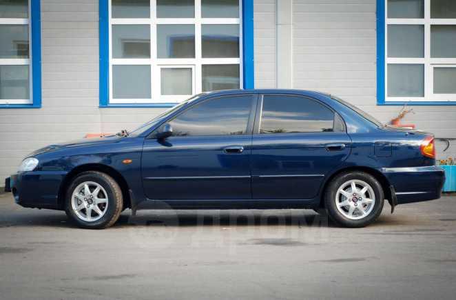 Kia Spectra, 2007 год, 290 000 руб.