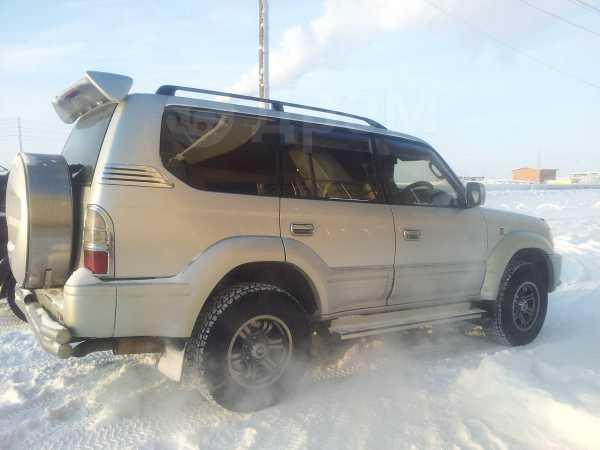 Toyota Land Cruiser Prado, 2002 год, 700 000 руб.