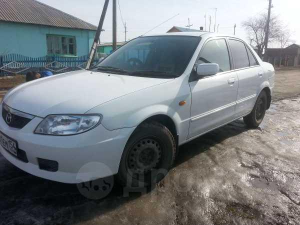Mazda Familia, 2001 год, 204 000 руб.