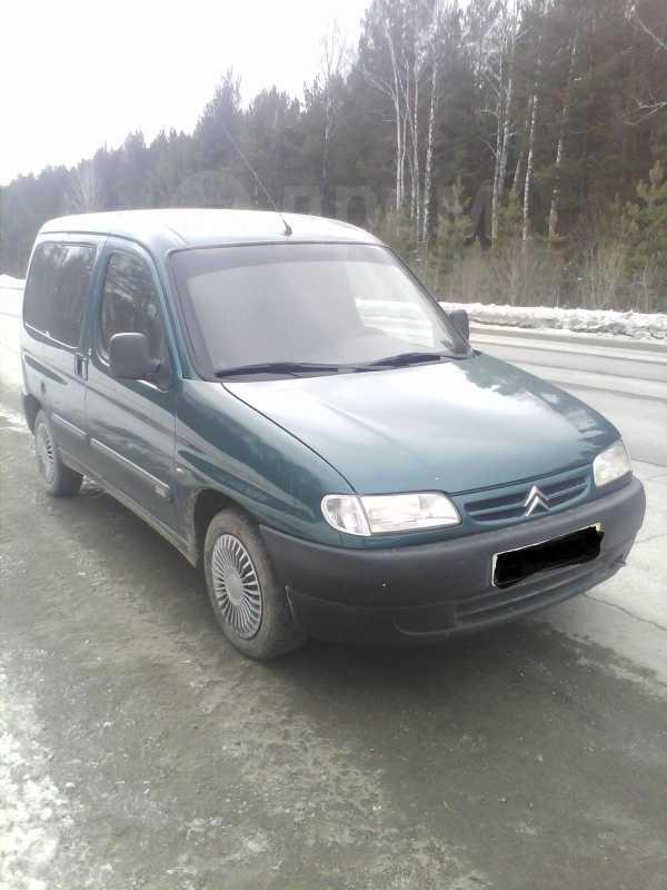 Citroen Berlingo, 2001 год, 200 000 руб.