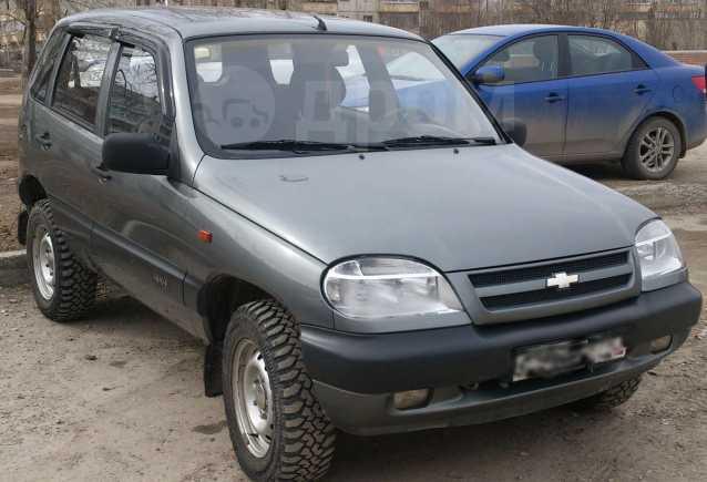 Chevrolet Niva, 2005 год, 240 000 руб.