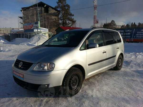 Volkswagen Touran, 2003 год, 370 000 руб.