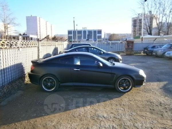 Hyundai Tuscani, 2002 год, 280 000 руб.
