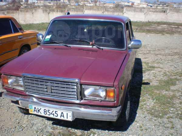 Лада 2107, 2002 год, 70 433 руб.