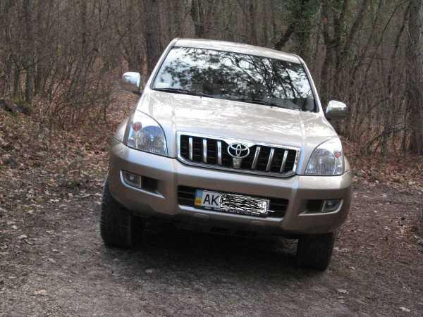 Toyota Land Cruiser Prado, 2004 год, 1 291 268 руб.