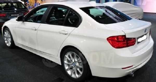 BMW 3-Series, 2012 год, 1 350 000 руб.
