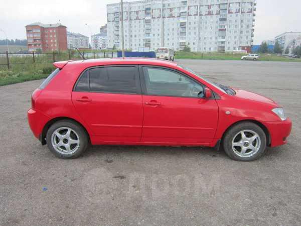 Toyota Corolla Runx, 2003 год, 340 000 руб.