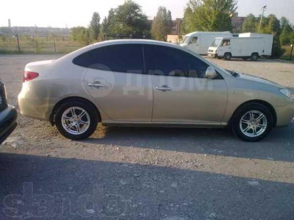 Hyundai Elantra, 2007 год, 704 328 руб.
