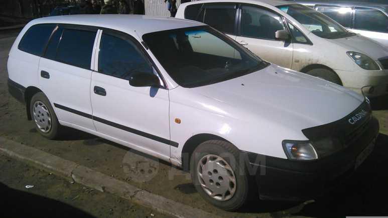 Toyota Caldina, 2001 год, 220 000 руб.