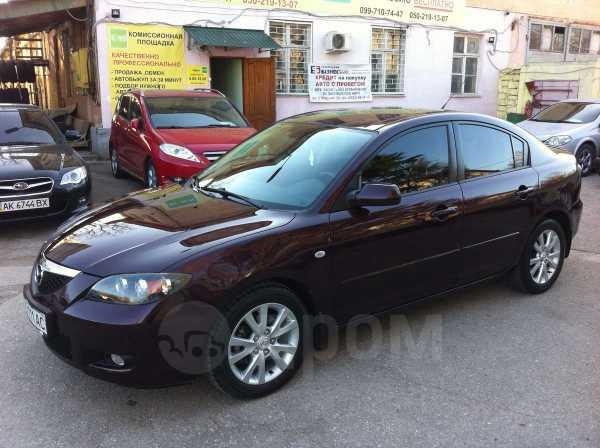 Mazda Mazda3, 2007 год, 525 000 руб.