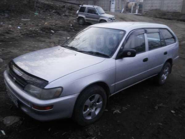 Toyota Corolla, 2002 год, 190 000 руб.