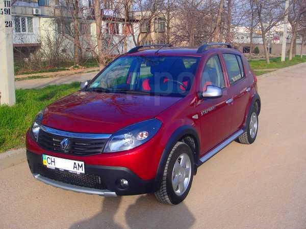 Renault Sandero Stepway, 2012 год, 686 720 руб.