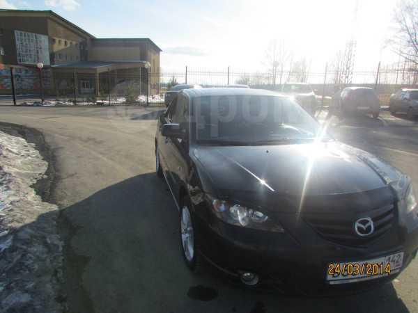 Mazda Mazda3, 2006 год, 455 000 руб.