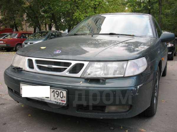 Saab 9-5, 1998 год, 170 000 руб.