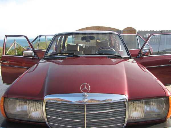 Mercedes-Benz E-Class, 1979 год, 205 429 руб.