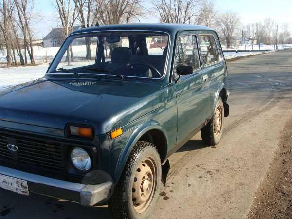 Лада 4x4 2121 Нива, 2007 год, 175 000 руб.