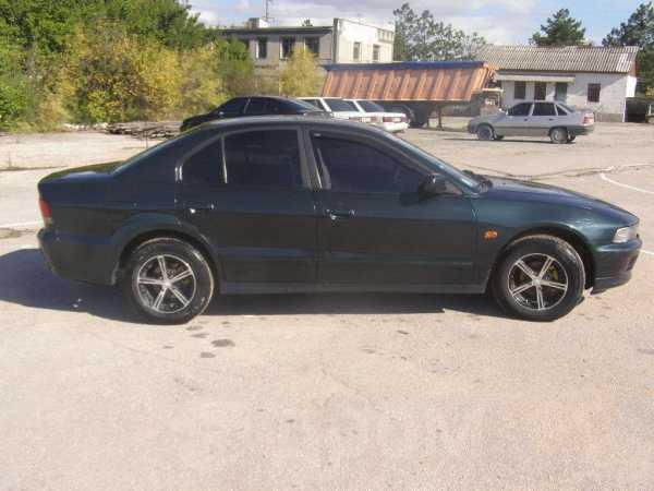 Mitsubishi Galant, 1997 год, $8000