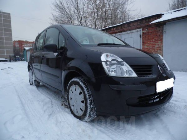 Renault Modus, 2008 год, 340 000 руб.