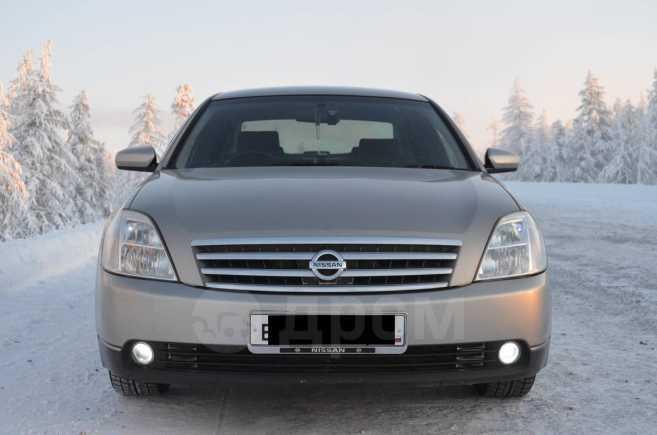 Nissan Teana, 2004 год, 435 000 руб.