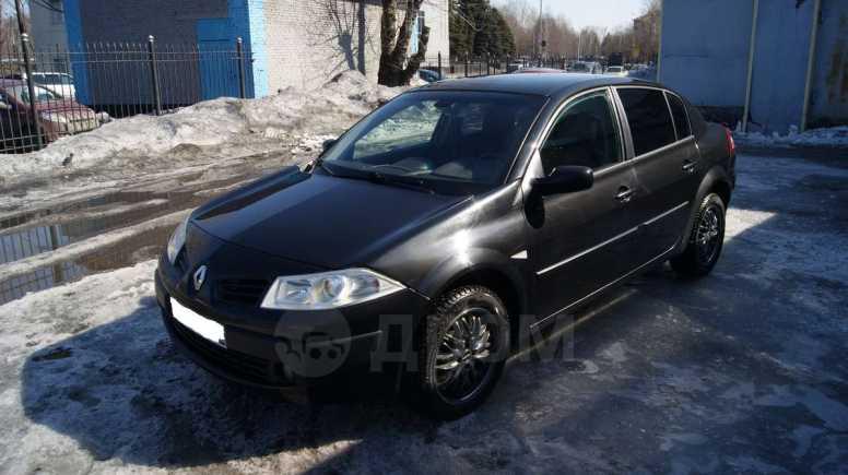 Renault Megane, 2008 год, 400 000 руб.