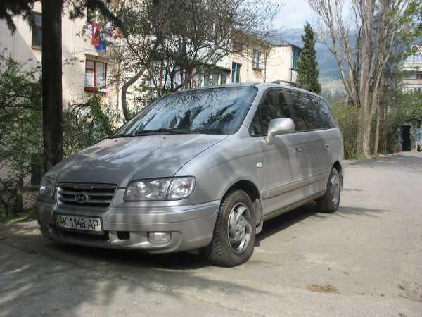 Hyundai Trajet, 2006 год, $14000