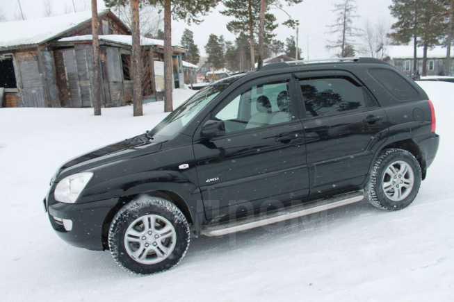 Kia Sportage, 2007 год, 600 000 руб.