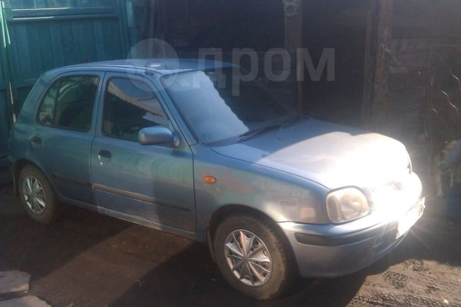 Nissan March, 2000 год, 137 000 руб.