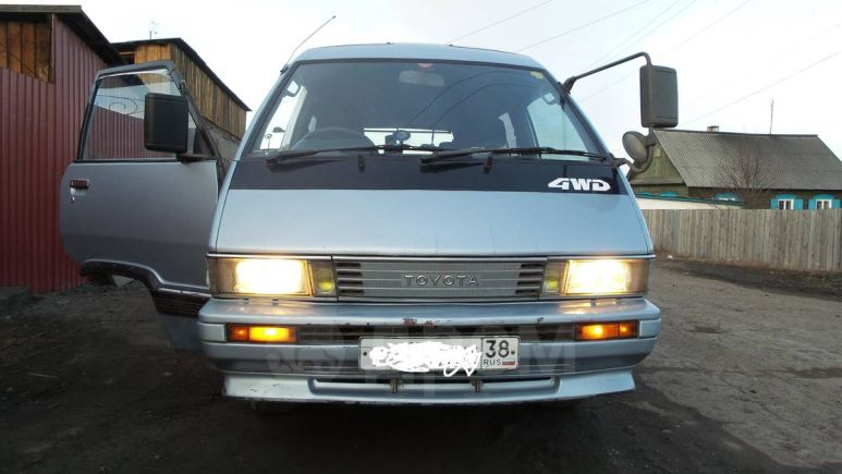 Toyota Town Ace, 1987 год, 130 000 руб.